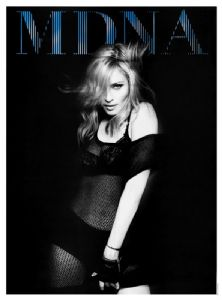 MDNA - OFFICIAL 2012 TOUR POSTER